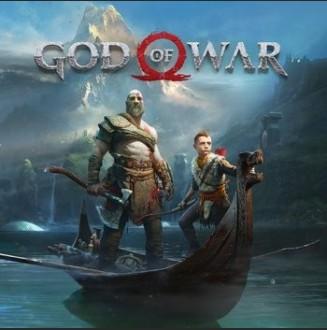USADO God of War Carton PS4