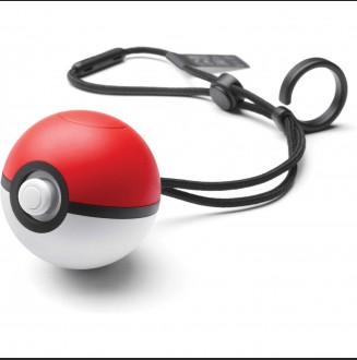 Pokemon Let's go Pikachu Pokeball Nintendo Switch