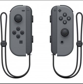 Controles Joy Con Par Gris Nintendo Switch