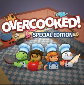 Overcook Special Edition Nintendo Switch