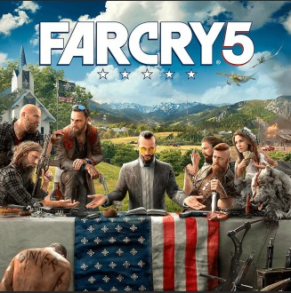 USADO Far Cry 5 PS4