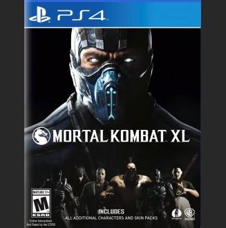 Mortal Kombat XL PS4_2