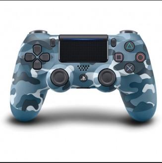 Control Inalámbrico DUALSHOCK 4 Camuflado Azul 2da Generación PS4