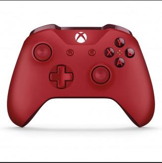 Control Inalámbrico Rojo Xbox One
