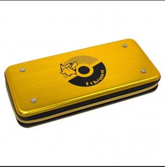 Estuche Alumi Case Pikachu Aluminio Hori Nintendo Switch