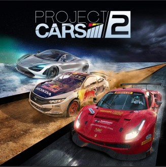 Project Cars 2 Day 1 Edition PS4