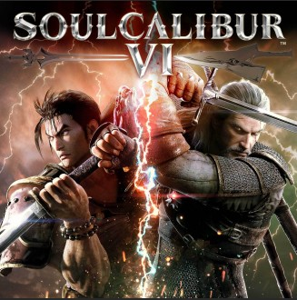 USADO Soul Calibur VI Xbox One