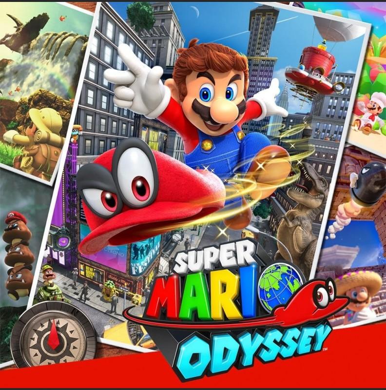 Super Mario Odyssey Nintendo Switch_1