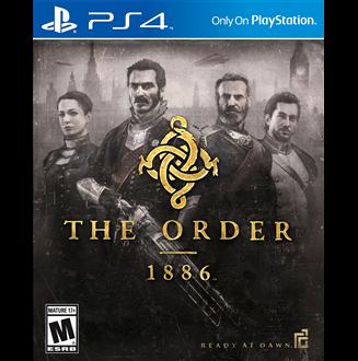 USADO The Order 1886 PS4