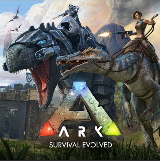 USADO Ark Survival Evolved PS4