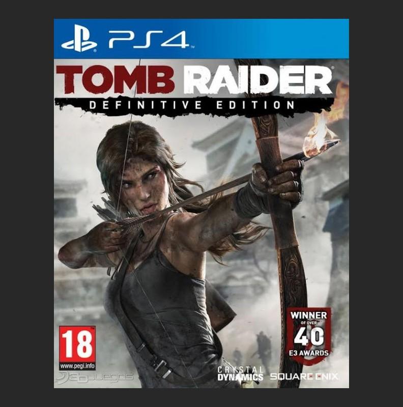 Tomb Raider Definitive PS4