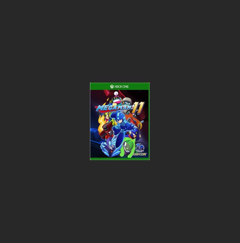Mega Man 11 Xbox One