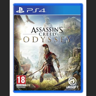 Assassin's Creed Odissey PS4