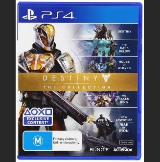 USADO Destiny La Colección PS4