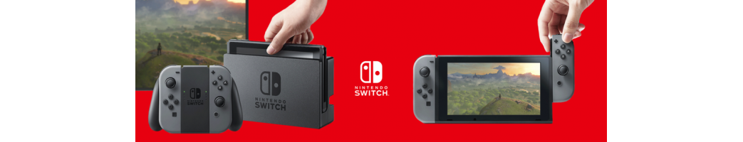 Nintendo Switch - VideoJuegos Club